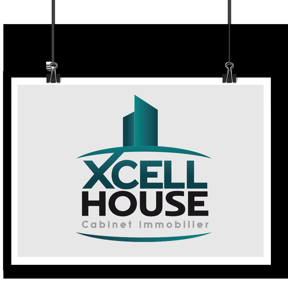 Création de logo | XCELL HOUSE
